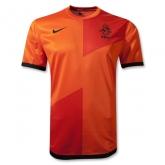 2012 Holland Home Soccer Replica Jersey Shirt