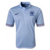 2013 France Away Jersey Kit(Shirt+Short)