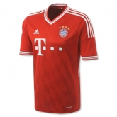 13-14 Bayern Munich Home Children's Jersey Kit