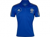 12/13 Chelsea Blue Polo T-Shirt