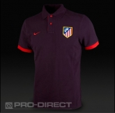 2013 Atletico Madrid Grand Slam Polo T-Shirt