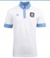 2013 Argentina White Polo T-Shirt
