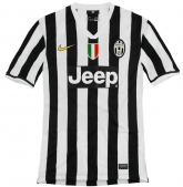 13-14 Juventus Home Jersey Kit(Shirt+Short)