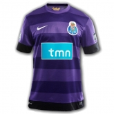 12/13 Porto Away Purple Soccer Jersey Shirt Replica