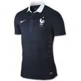 2014 France Home Jersey Shirt(Player Version)