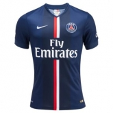 14-15 PSG Home Soccer Jersey Shirt(Player Version)