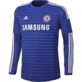 14-15 Chelsea Home Long Sleeve Jersey Shirt