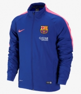 2014 Barcelona Blue&Pink N98 Track Jacket