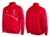 14-15 Liverpool Red Training Jacket