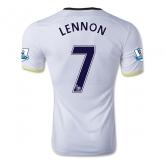 14-15 Tottenham Hotspur LENNON #7 Home Jersey Shirt