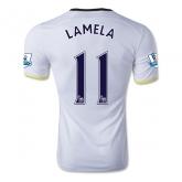 14-15 Tottenham Hotspur LAMELA #11 Home Jersey Shirt