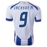 14-15 Porto Jackson M. #9 Home Jersey Shirt