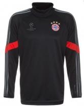 14-15 Bayern Munich Black Champion League Sweatshirt