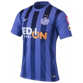2015 Sanfrecce Hiroshima Home Purple Shirt(Player Version)