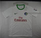 15-16 New York Cosmos Away White Soccer Jersey Shirt