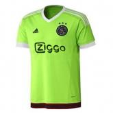 14-15 Ajax Away Green Soccer Jersey Shirt