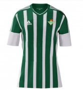 15-16 Real Betis Home Soccer Jersey Shirt