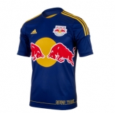 2015 Red Bulls Away Bule Soccer Jersey Shirt