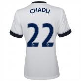 15-16 Tottenham Hotspur Home Chadli #22 Jersey Shirt