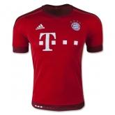 15-16 Bayern Munich Home Jersey Shirt