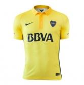15-16 Boca Juniors Away Yellow Jersey Shirt