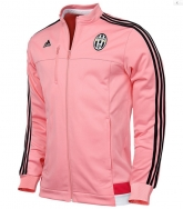15-16 Juventus Pink Anthem Jacket