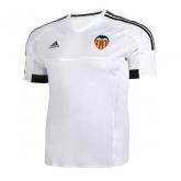 15-16 Valencia Home Soccer Jersey Shirt