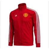 15-16 Manchester United Red Track Jacket