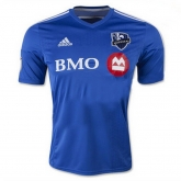 15-16 Montreal Impact Home Soccer Jersey Shirt