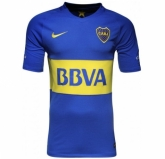 15-16 Boca Juniors Home Blue Children's Jersey Kit(Shirt+Short)