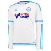 15-16 Marseilles Home Long Sleeve Jersey Shirt