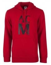 15-16 AC Milan Red Hoody Sweater