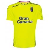 15-16 UD Las Palmas Home Soccer Jersey Shirt