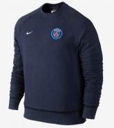 15-16 PSG Navy Sweat Top Shirt