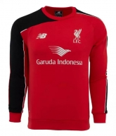 15-16 Liverpool Red Sweat Top Shirt