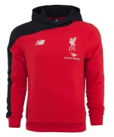 15-16 Liverpool Red Hoody Sweater