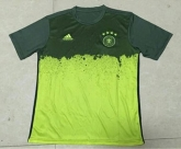 2016 Germany Green Training Jersey Shirt