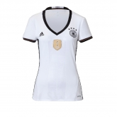 2016 Germany Home Women's Jersey Shirt