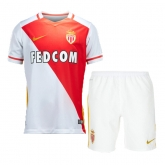 15-16 AS Monaco FC Home Soccer Jersey Kit(Shirt+Short)