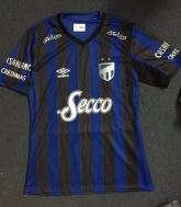 15-16 CA Tucumán Away Blue Soccer Jersey Shirt