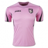 15-16 Palermo Home Pink Soccer Jersey Shirt