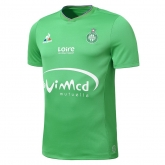 15-16 AS Saint-Etienne Home Soccer Jersey Shirt