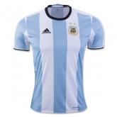 2016 Argentina Home Children's Jersey Kit(Shirt+Short)