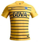 16-17 Boca Juniors Away Yellow Jersey Shirt