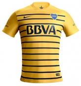 16-17 Boca Juniors Away Yellow Jersey Shirt