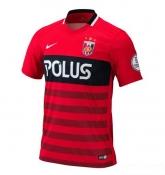 16-17 Urawa Red Diamond Home Red Jersey Shirt
