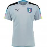 2016 Italy Goalkeeper Gray Jersey Shirt