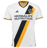 16-17 La Galaxy Home Soccer Jersey Shirt