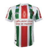 16-17 CD Palestino Home White Soccer Jersey Shirt