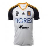 2016 Tigres UANL Third Away White Soccer Jersey Shirt